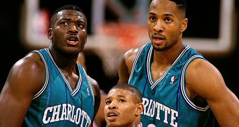 Basketballer Muggsy Bogues speaks of being the shortest ever NBA player e873fa060