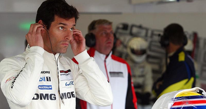 Mark Webber Appointed Le Mans 24 Hours Grand Marshal
