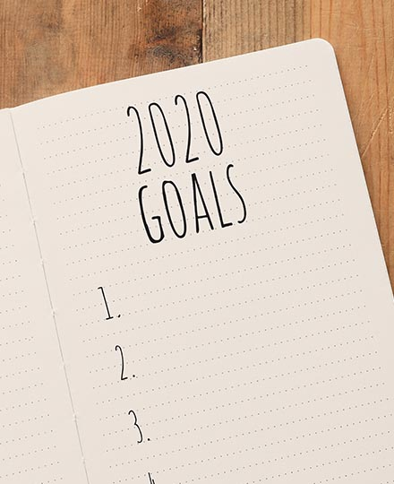2020 Resolutions Goals