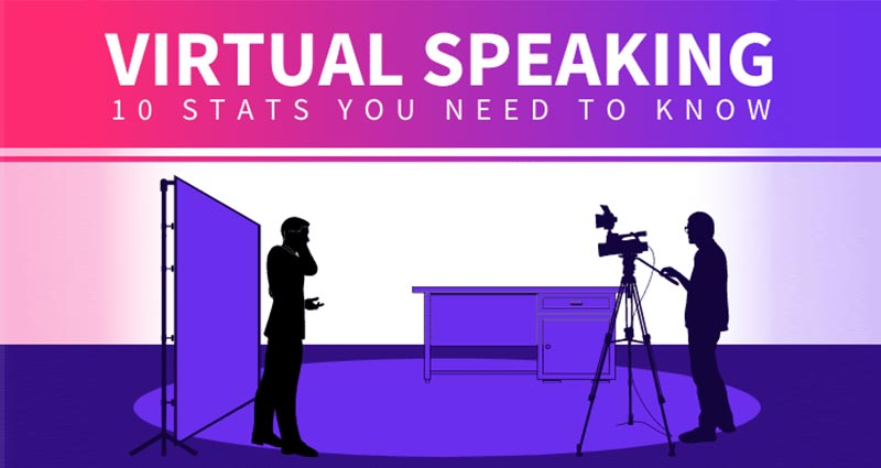 Virtual Speaking: 10 Stats You Need To Know