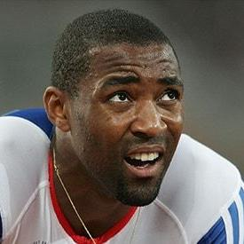 Darren Campbell MBE