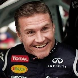 David Coulthard MBE