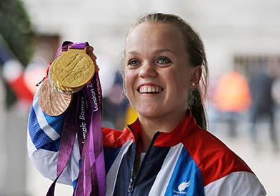 Ellie Simmonds CBE