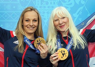 Kelly Gallagher MBE