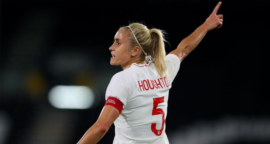 Womens World Cup Stars: Steph Houghton - Englands